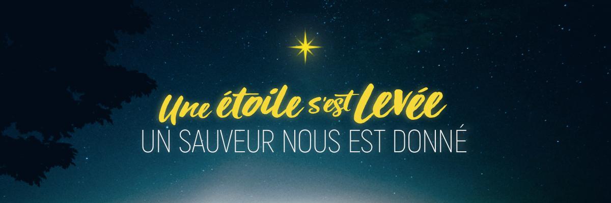 Pour que l'Église agisse et partage la joie de la naissance du Christ