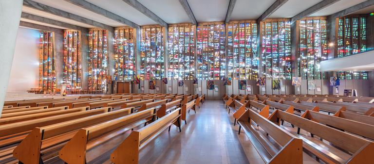 Colloque «Construire de nouvelles églises dans le diocèse de Lyon : défi du XXe siècle, problématique du XXIe»