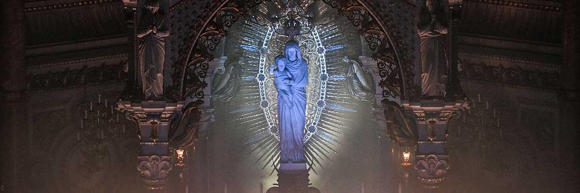 Prions Notre-Dame de Fourvière