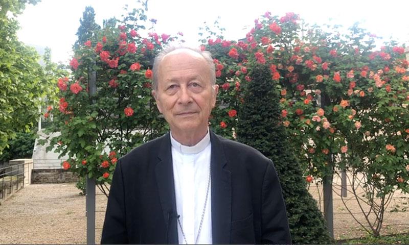 Réaction de Mgr Michel Dubost après les annonces du gouvernement