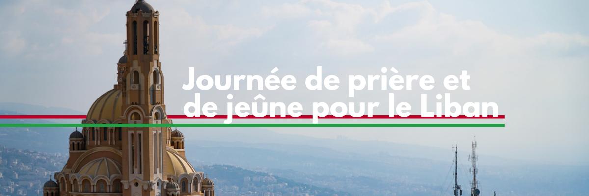 Prier et jeûner pour le Liban