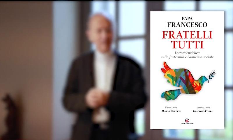 Mgr Michel Dubost nous parle de «Fratelli Tutti»