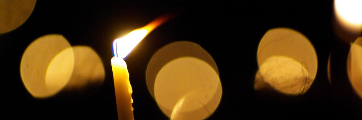 En mémoire des victimes de l'attentat de Nice