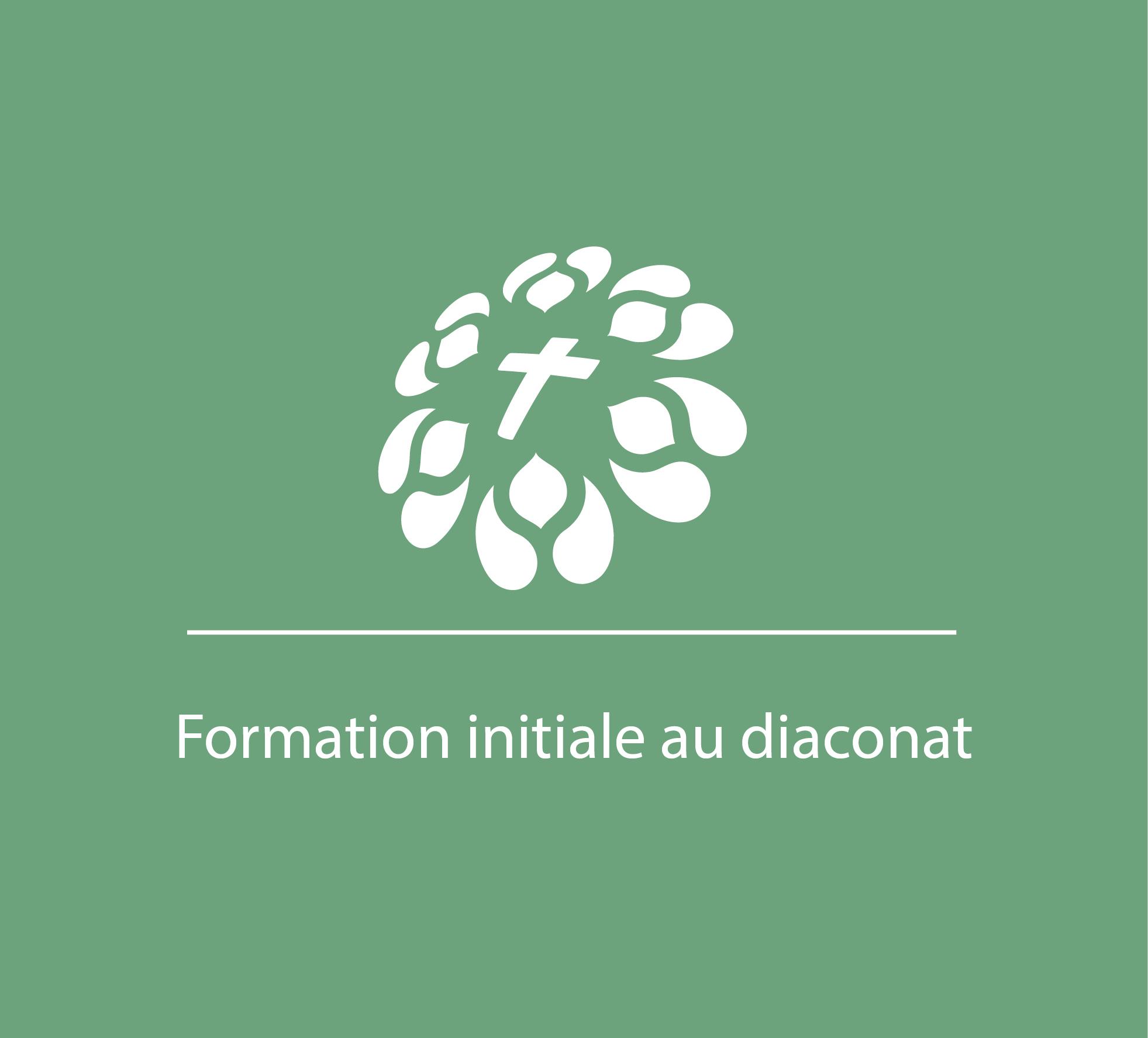 logo Formation initiale au diaconat