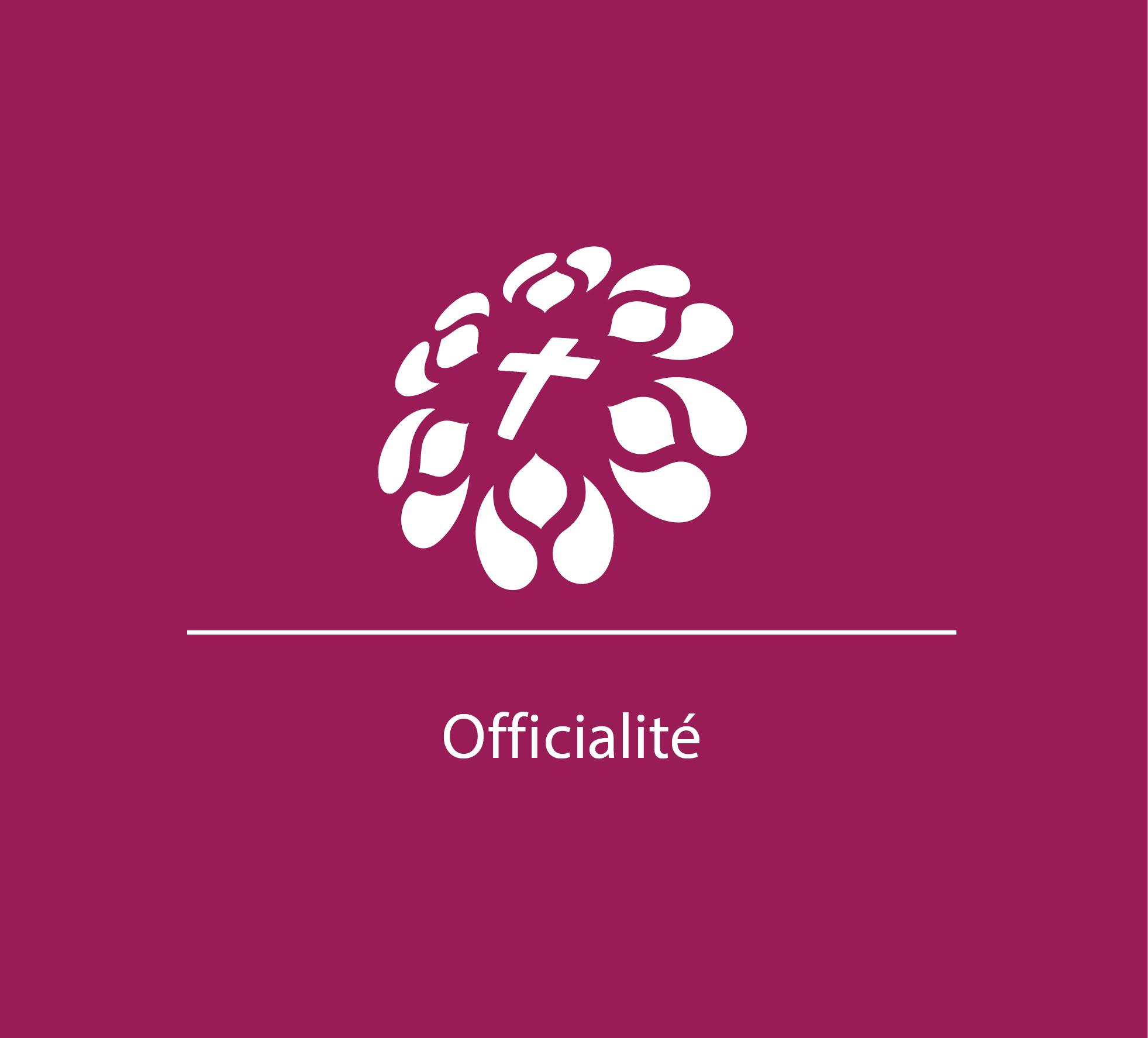 logo Officialité interdiocésaine
