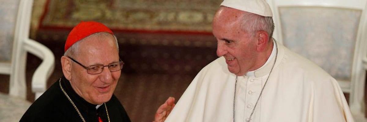 Prions pour la venue du pape François en Irak !