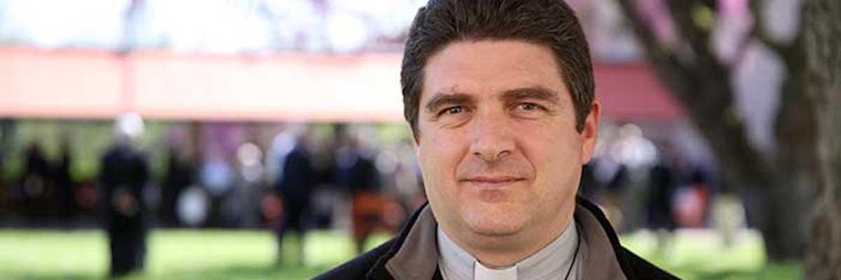 Nomination du père Matthieu Thouvenot vicaire général du diocèse de Lyon
