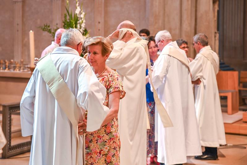 Ordinations diaconales 2021