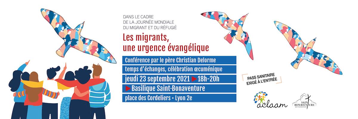 Les migrants: une urgence évangélique